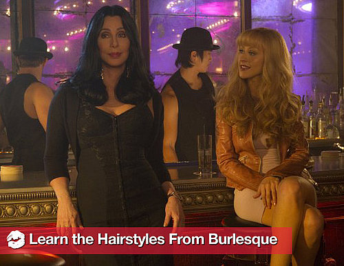 How to Get the Hairstyles From Burlesque