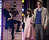 Pictures from the Glee Rocky Horror Episode