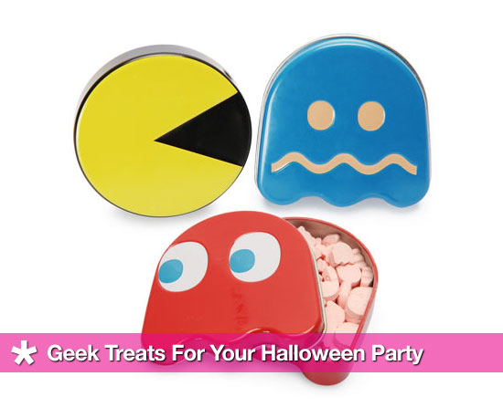 Geek Treats For Your Halloween Party