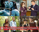 Halloween Couples Costume Ideas From Pop Culture Including True Blood, Glee, Avatar, and 30 Rock
