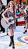 Pictures of Taylor Swift Performing on the Today Show in NYC
