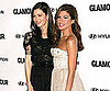 Slide Picture of Jessica Biel and Eva Mendes in LA