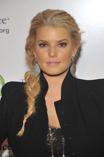 Pictures of Jessica Simpson Women's Conference