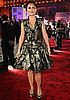 Pictures of Salma Hayek at Film Festival in Qatar 2010-10-26 14:30:00