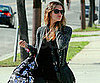 Slide Picture of Rachel Bilson Carrying a Messenger Bag