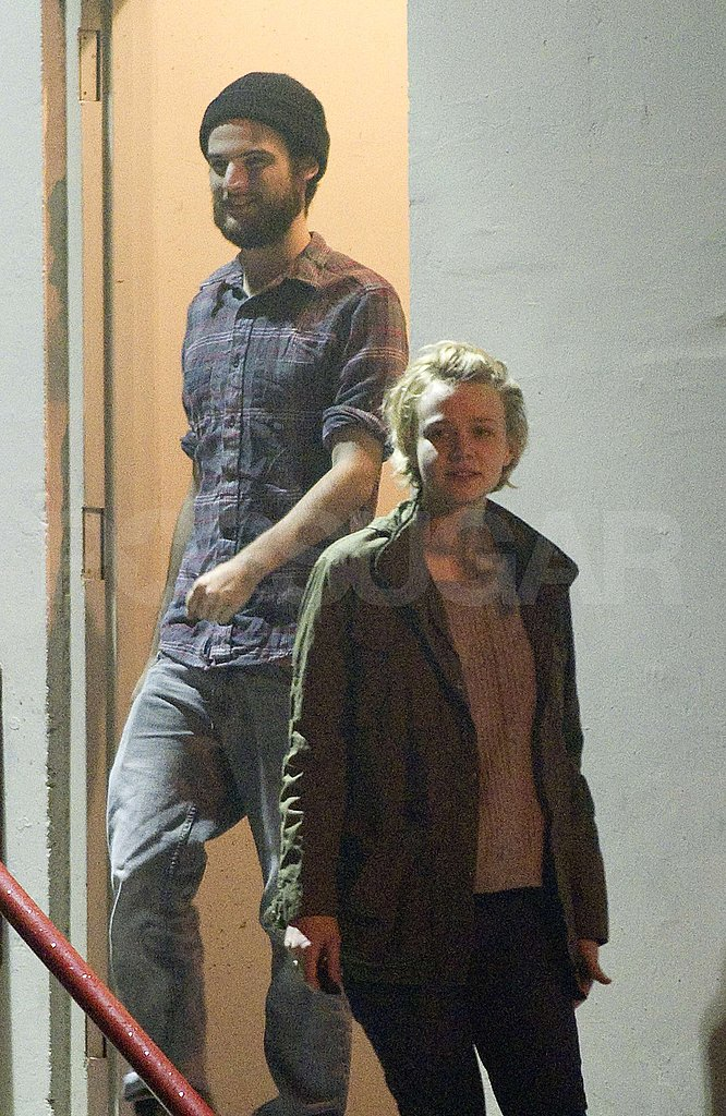 Photos of Carey Mulligan and Tom Sturridge