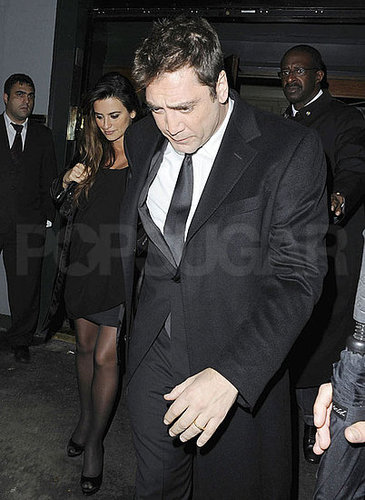 Pictures of Biutiful's Javier Bardem With Pregnant Penelope Cruz