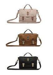 Весенняя коллекция сумок Mulberry.  Фото.