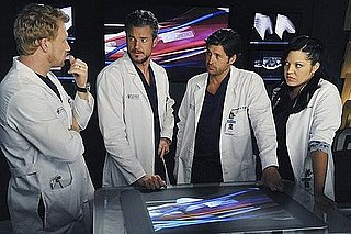 "Grey's Anatomy Recap ""These Arms of Mine"""