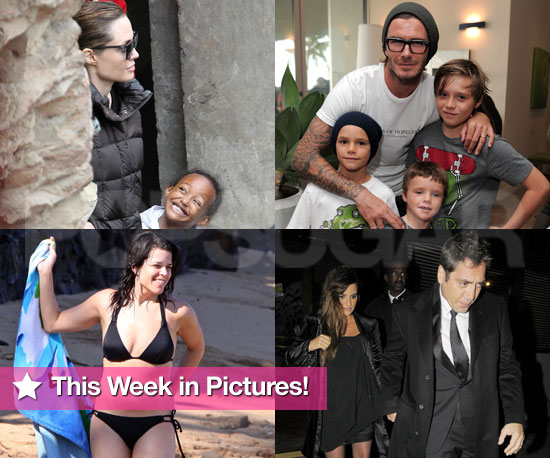 Angelina, Penelope, Neve Bikini and More in This Week in Pictures!
