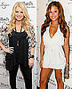 Pictures of Jessica Simpson and Vanessa Minnillo