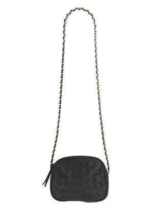 Weaved Chain Shoulder Bag ($20)
