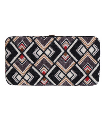 Retro Diamond Wallet ($8)