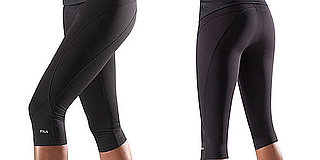 Review of Fila's Body Toning Capris