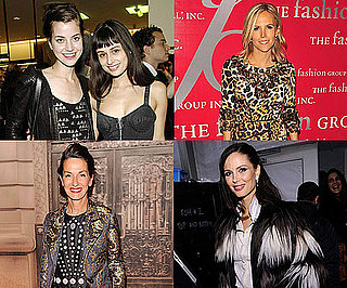 Fashion Designers Personal Style, including Phoebe Philo, Hannah McGibbon and Cynthia Rowley,
