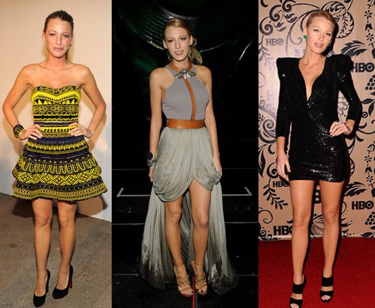 Blake Lively and Penn Badgley split (boo) so we were inspired to offer some sexy styling tips for other newly single gals.