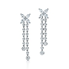 Tiffany & Co. - Art Deco chandelier earrings