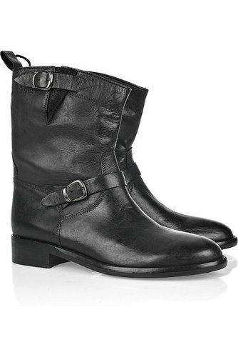 Belstaff - Barkmaster leather boots