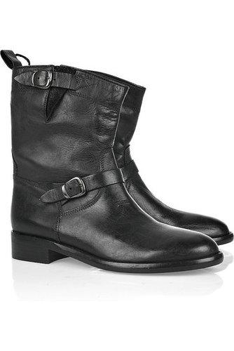 Belstaff-Barkmaster leather boots