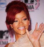 Rihanna At The Emas 2010