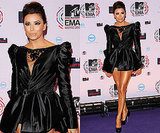 Photos of Eva Longoria Parker at the 2010 MTV EMAs in Madrid