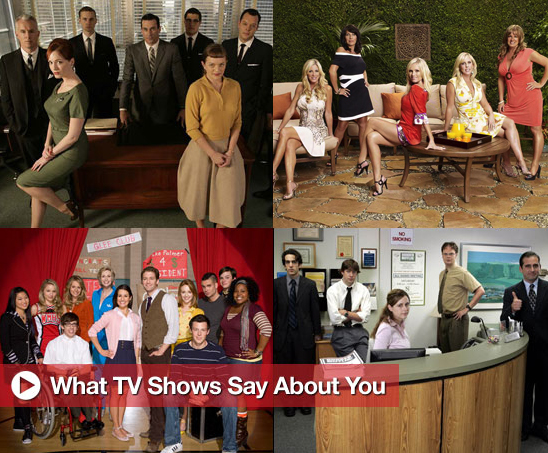 AdAge Personality Types Based on What TV Shows People Watch