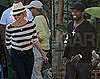 Pictures of Chelsea Handler and 50 Cent On a Date on Halloween