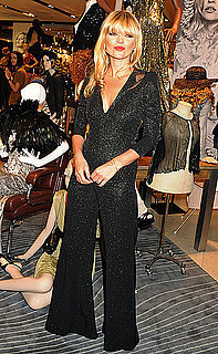 Pictures of Kate Moss at the London Launch of Her Latest and Last Topshop Collection