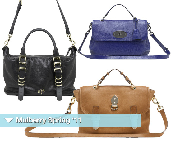 Mulberry Spring 2011 Handbags