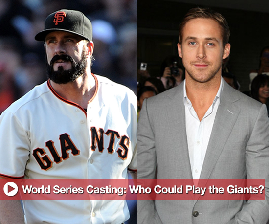 World Series Casting: Who Could Play the Giants?