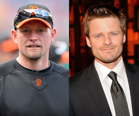 Aubrey Huff Played by Steve Zahn
