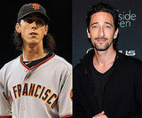 Tim Lincecum Played by Adrien Brody