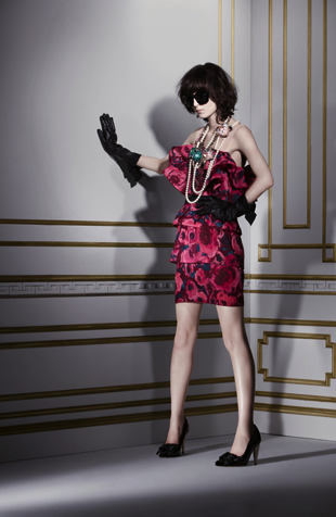 See the Entire Lanvin For H&M Collection Now!