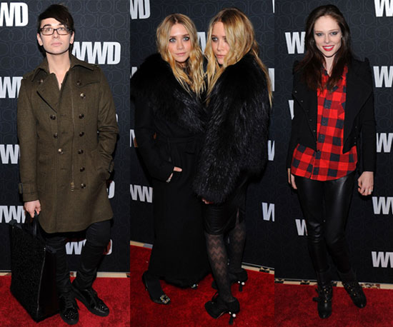 The Who's Who of Fashion Gather For WWD's 100th Birthday Party