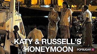 Pictures of Katy Perry and Russell Brand on Their Honeymoon 2010-11-03 12:55:04