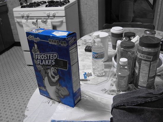 Frosted Flakes colorsplash