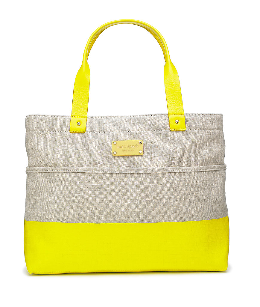 Shady Side Magazine Tote, $255