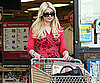 Slide Picture of Paris Hilton Buying Pet Supplies in LA