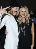 Pictures of Heidi Klum and Rachel Zoe