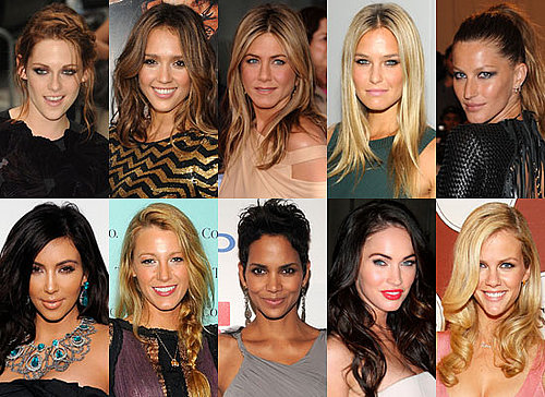 Pictures of Sexiest Celebrity Women of 2010