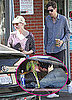 Pictures of Kirsten Dunst Kissing Jason Boesel in LA