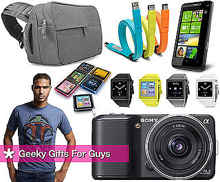 Christmas Gift Ideas For Geeky Guys