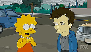 The Simpsons Spoofs Twilight
