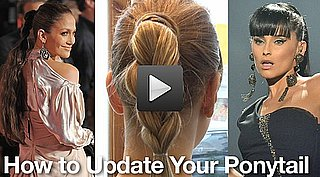 Sugar Shout Out: Update Your Ponytail Like a Celebrity