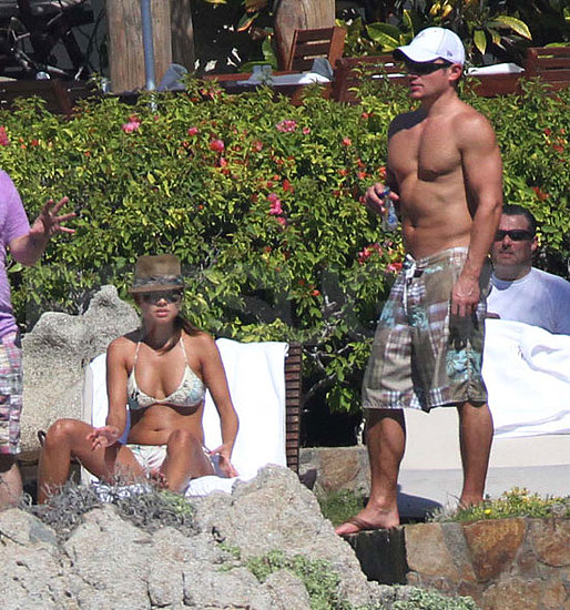 Pictures of Nick and Vanessa in Mexico
