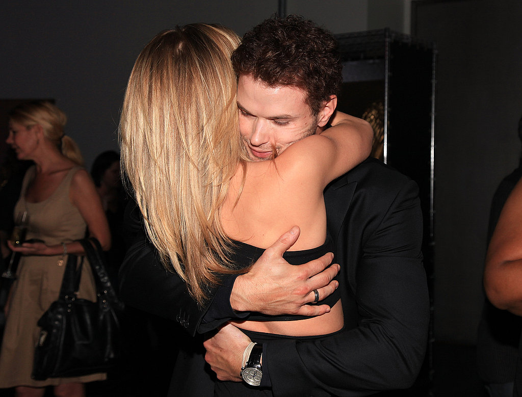Pictures of Kellan and Annalynne