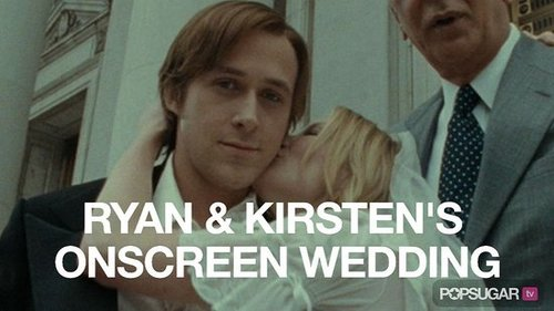 Video of Ryan Gosling and Kirsten Dunst Getting Married in All Good Things
