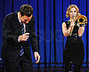 Pictures of Scarlett Johansson Playing Name That Tune on Late Night With Jimmy Fallon
