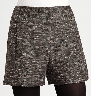 Cynthia Steffe Tweed Shorts ($93, originally $155)