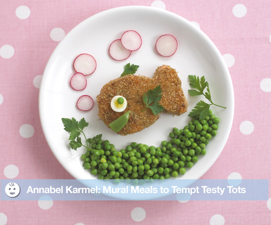 Annabel Karmel: Mural Meals to Tempt Testy Tots